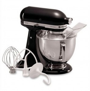KitchenAid Artisan Stand Mixer with Attachments