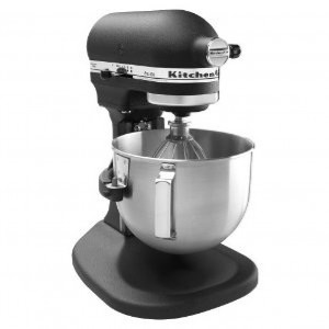 KitchenAid Pro 450 Series Stand Mixer in Black