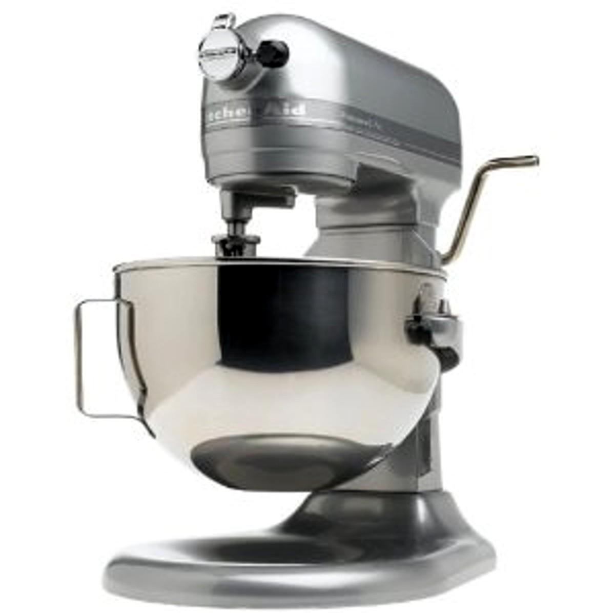 Kitchenaid Professional 5 Plus Series Review