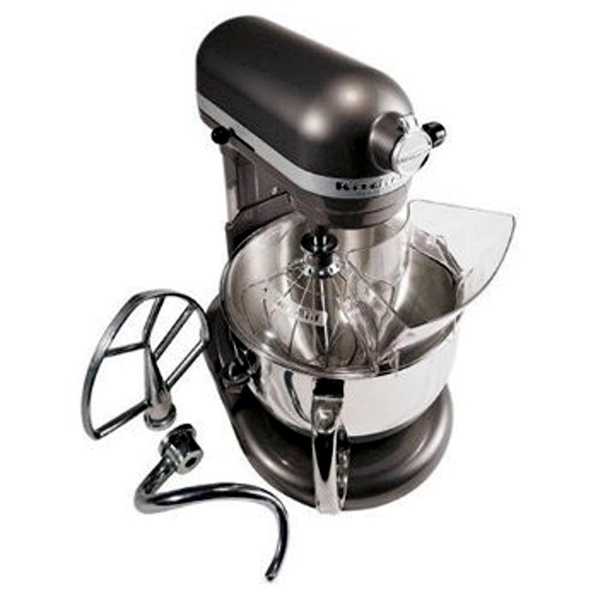 Kitchen Mixer Reviews: KitchenAid Professional 600 Series Stand Mixer Review