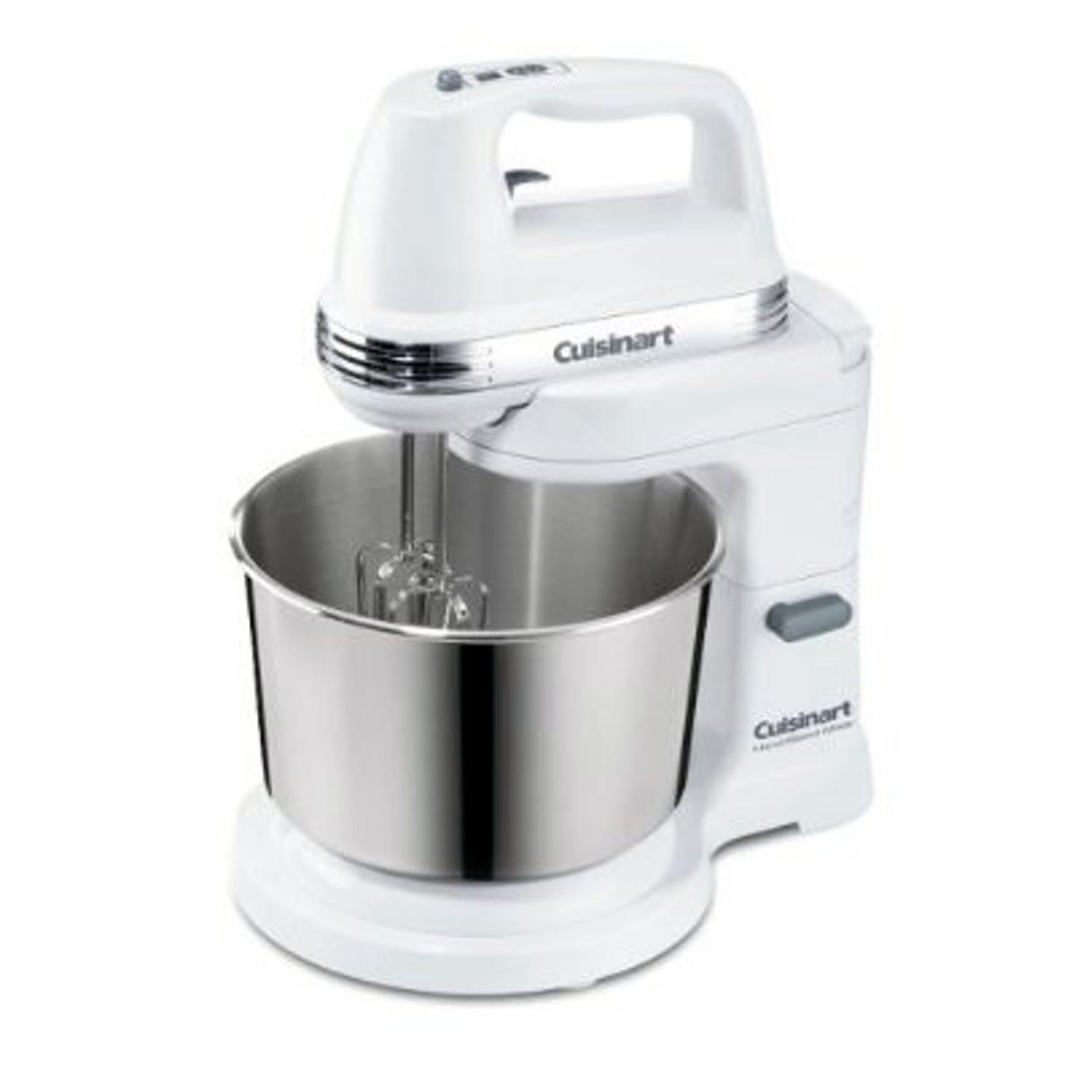 Cuisinart Hsm 70 Power Advantage Stand Mixer Review